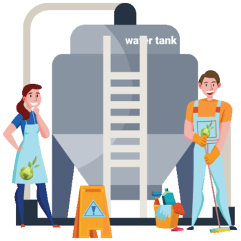 water tank cleaning company in dubai