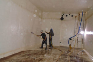 water tank cleaning 2